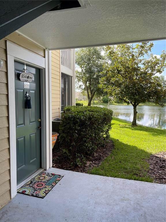 10114 Winsford Oak Boulevard #507, Tampa, FL 33624 (MLS #T3320109) :: Premium Properties Real Estate Services