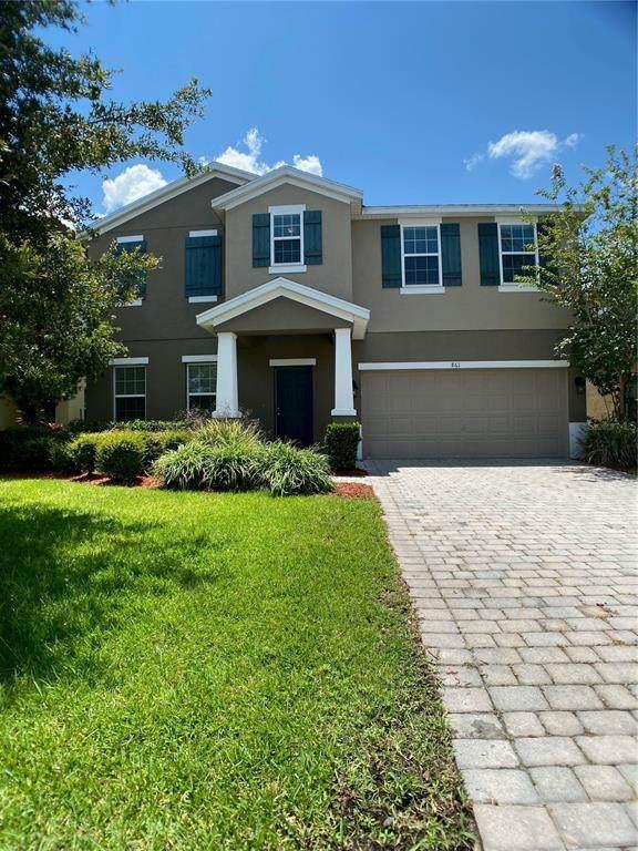 861 Marsh Reed Drive, Winter Garden, FL 34787 (MLS #T3320481) :: Bustamante Real Estate