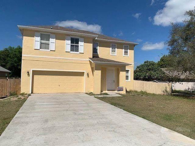 552 Peace Drive, Poinciana, FL 34759 (MLS #T3320489) :: Cartwright Realty