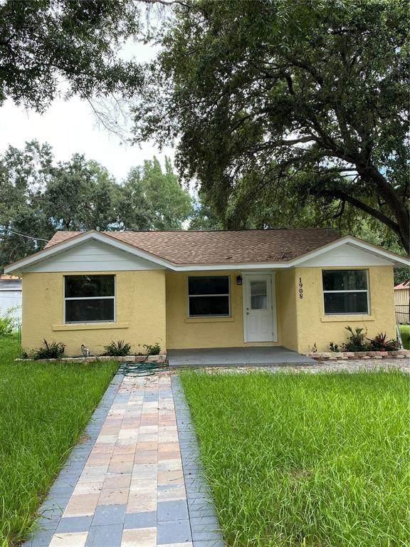 1908 E Frierson Avenue, Tampa, FL 33610 (MLS #T3320600) :: Zarghami Group