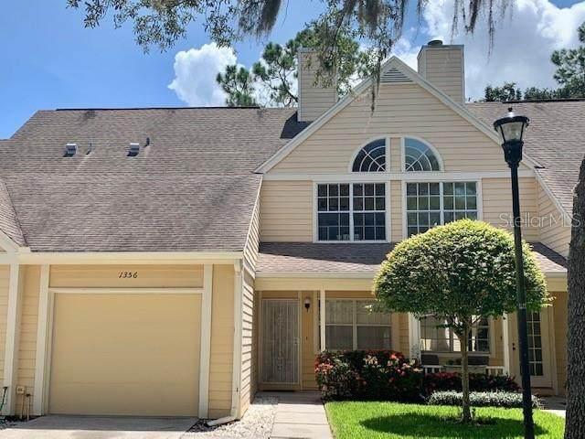 1356 Big Pine Drive #1356, Valrico, FL 33596 (MLS #T3321509) :: Vacasa Real Estate