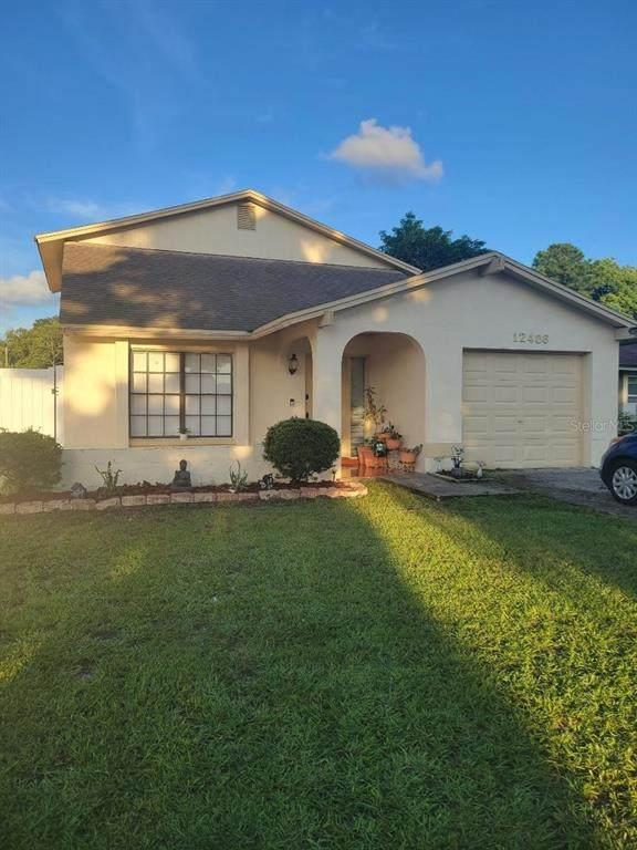 12406 Mondragon Drive, Tampa, FL 33625 (MLS #T3321936) :: Delgado Home Team at Keller Williams