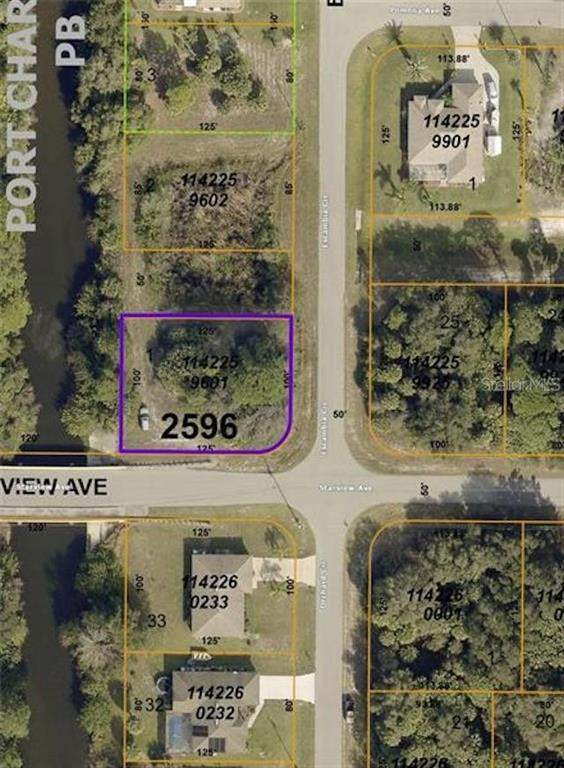 0 Escambia Circle, North Port, FL 34288 (MLS #T3322450) :: Everlane Realty