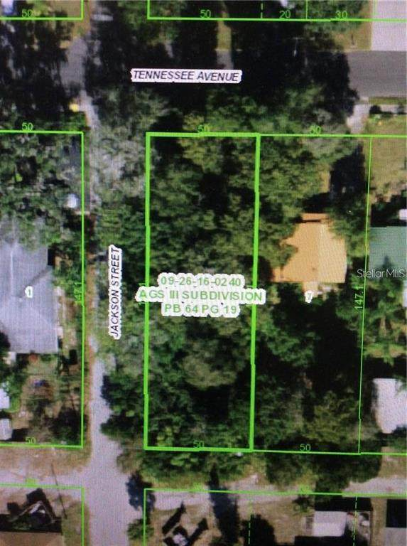 0 Tennessee Avenue, New Port Richey, FL 34653 (MLS #T3323234) :: The Hustle and Heart Group