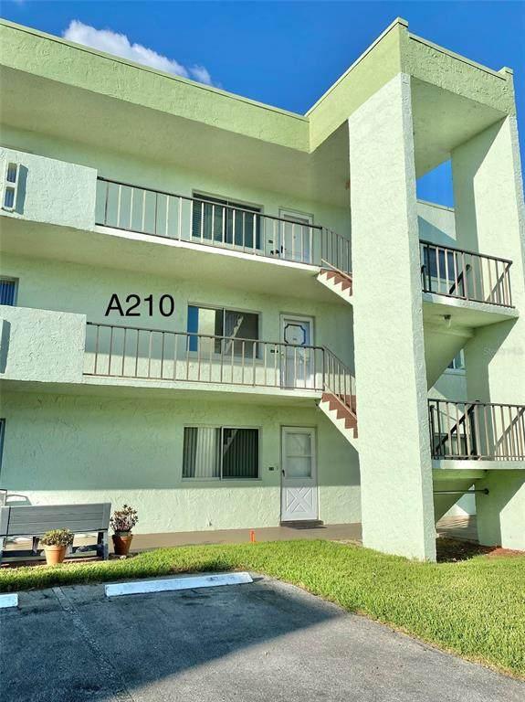 1130 N Lake Parker Avenue A210, Lakeland, FL 33805 (MLS #T3326545) :: Florida Real Estate Sellers at Keller Williams Realty