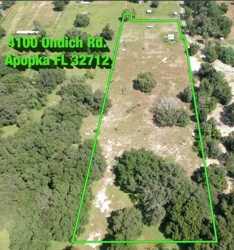 Ondich Road, Apopka, FL 32712 (MLS #T3328495) :: Everlane Realty