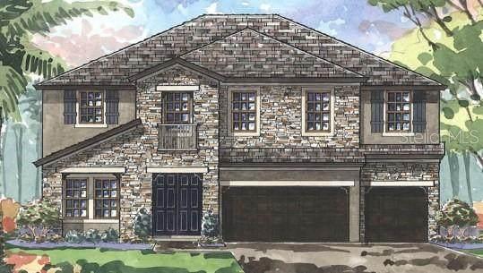 8552 Gibbons Grove Loop, Land O Lakes, FL 34637 (MLS #T3329553) :: Cartwright Realty