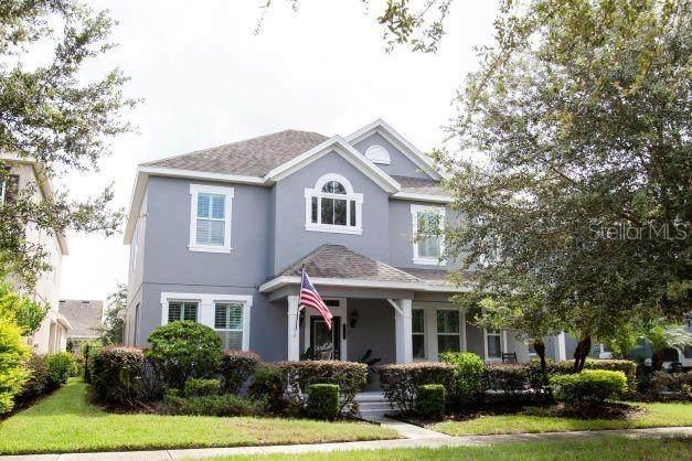7962 Hampton Lake Drive, Tampa, FL 33647 (MLS #T3329807) :: The Nathan Bangs Group