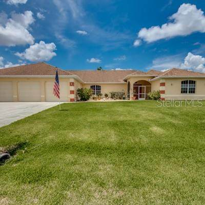 2922 NW 19TH Street, Cape Coral, FL 33993 (MLS #T3330184) :: Globalwide Realty