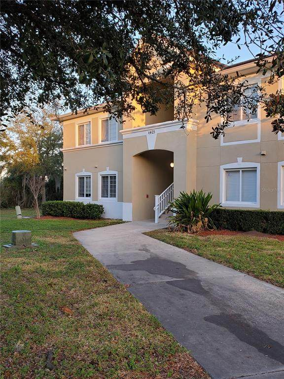 6425 Cypressdale Way #202, Riverview, FL 33578 (MLS #T3330787) :: The Nathan Bangs Group