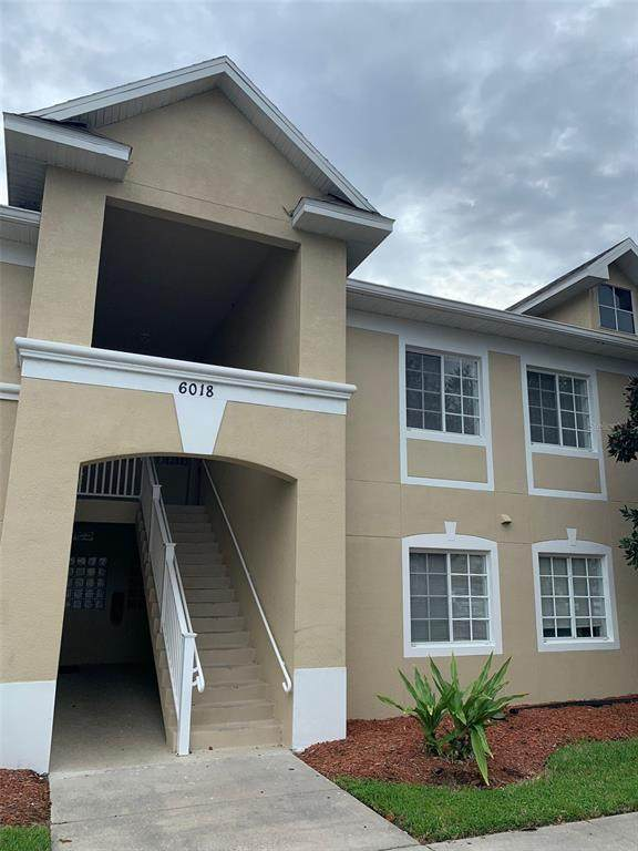 6018 Portsdale Pl #202, Riverview, FL 33578 (MLS #T3330864) :: The Nathan Bangs Group