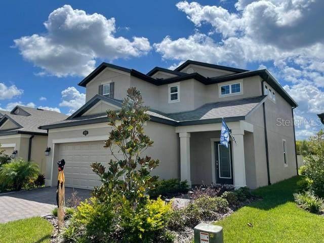 19906 Stone Pine Circle, Lutz, FL 33558 (MLS #T3331825) :: Future Home Realty
