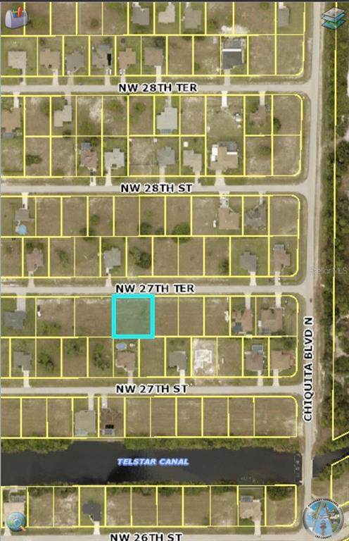 1626 NW 27TH Terrace, Cape Coral, FL 33993 (MLS #T3332133) :: Gate Arty & the Group - Keller Williams Realty Smart