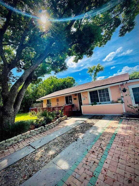 7110 Onyx Drive N, St Petersburg, FL 33702 (MLS #T3334822) :: Future Home Realty