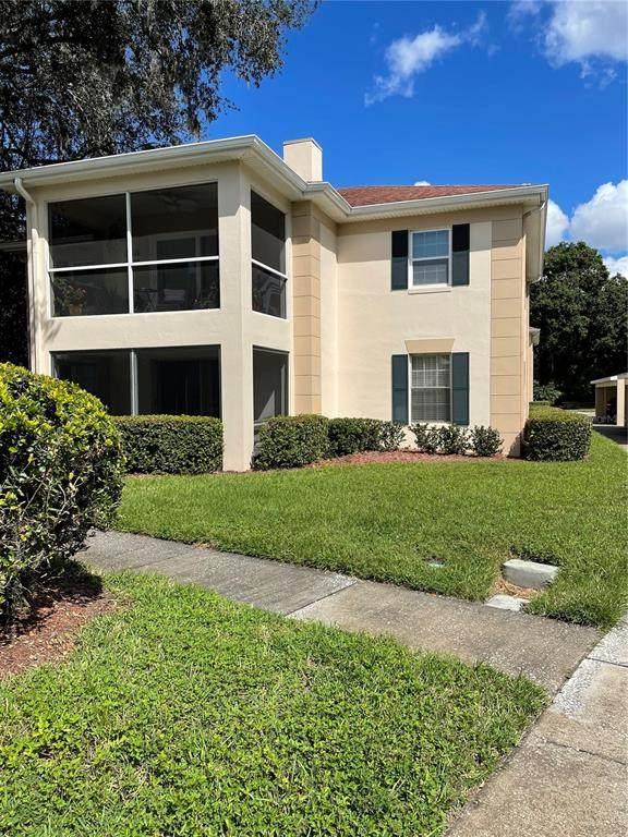 10362 Carrollwood Lane #214, Tampa, FL 33618 (MLS #T3335939) :: Cartwright Realty
