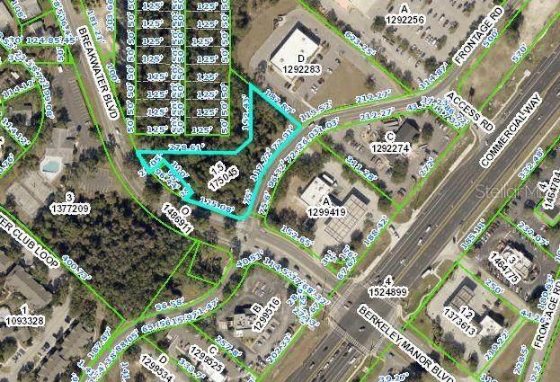 Breakwater Boulevard, Spring Hill, FL 34607 (MLS #T3336016) :: The Duncan Duo Team