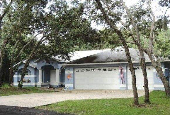 9121 Shasta Street, Webster, FL 33597 (MLS #T3336340) :: The Duncan Duo Team