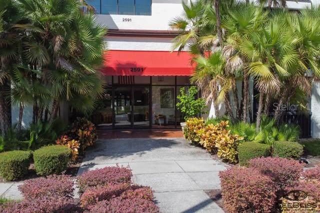 2591 Countryside Boulevard #5307, Clearwater, FL 33761 (MLS #T3336538) :: Memory Hopkins Real Estate