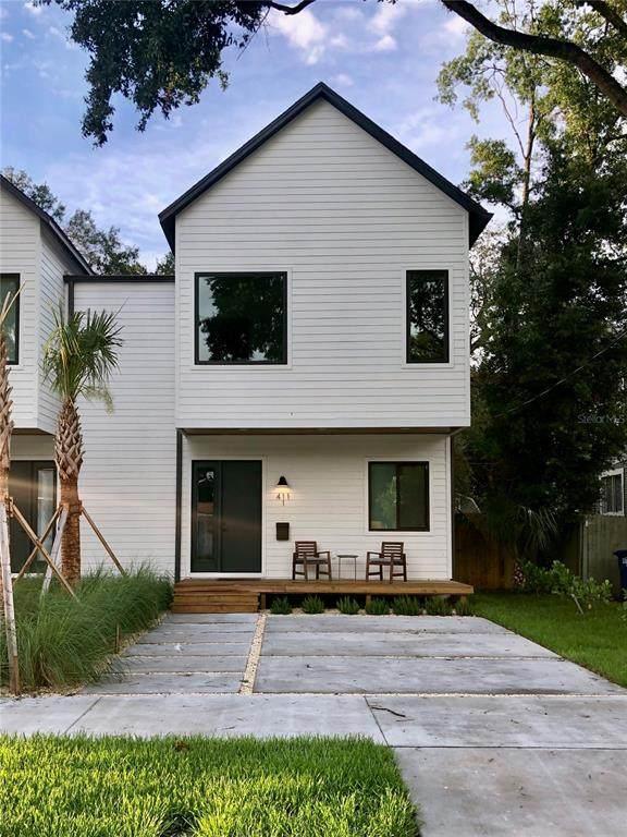 411 W Frances Avenue #1, Tampa, FL 33602 (MLS #T3336741) :: Burwell Real Estate