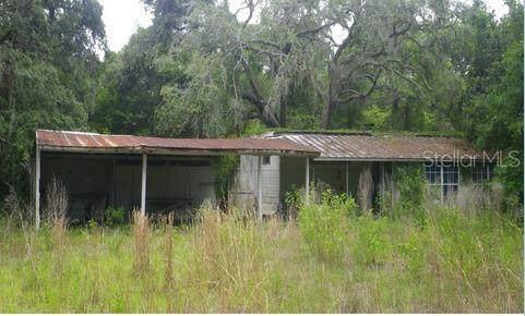 7044 Mullins Road, Brooksville, FL 34604 (MLS #T3337103) :: Lockhart & Walseth Team, Realtors