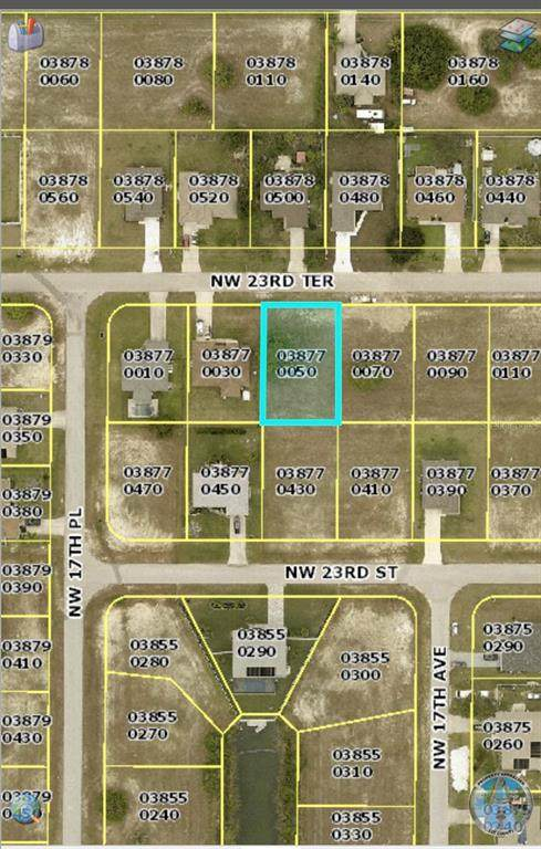 1706 NW 23RD Terrace, Cape Coral, FL 33993 (MLS #T3337294) :: Orlando Homes Finder Team