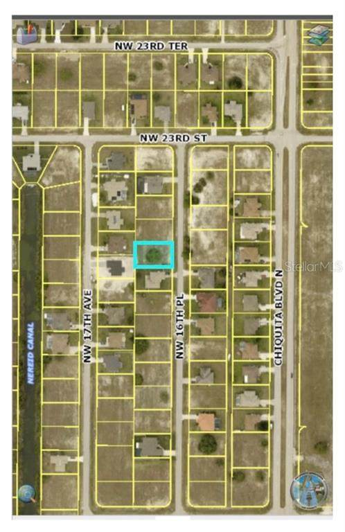 2140 NW 16TH Place, Cape Coral, FL 33993 (MLS #T3337316) :: Stellar Home Sales