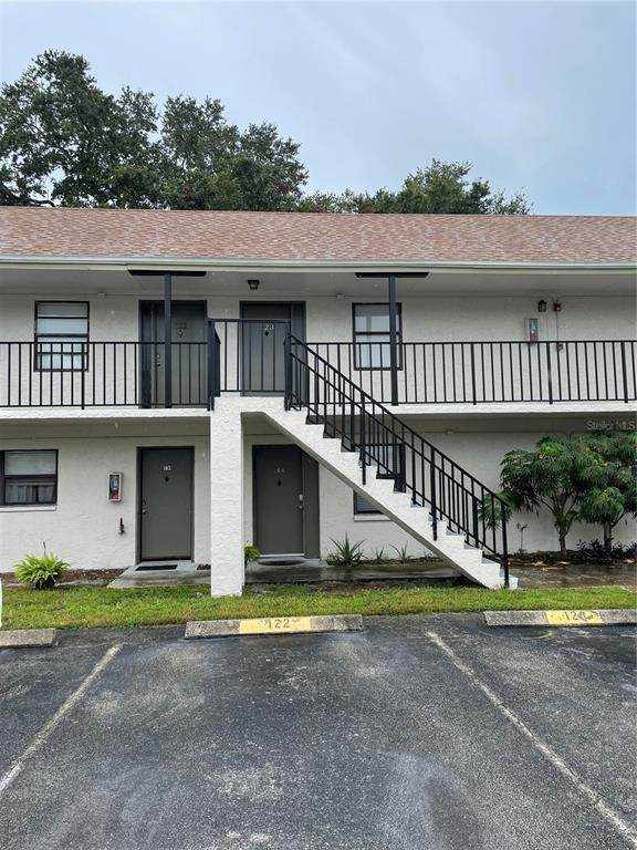 2166 Bradford Street #123, Clearwater, FL 33760 (MLS #T3337892) :: The Robertson Real Estate Group