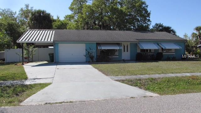 1345 Frizzell Lane NW, Port Charlotte, FL 33948 (MLS #U7852906) :: G World Properties