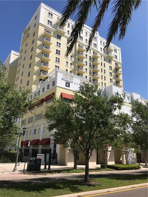 628 Cleveland Street #1307, Clearwater, FL 33755 (MLS #U7853343) :: The Duncan Duo Team