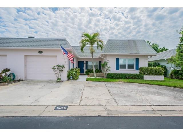 9056 Golden Horseshoe Drive #2, Seminole, FL 33777 (MLS #U7854668) :: The Duncan Duo Team