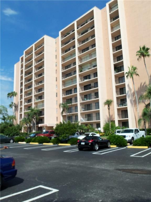 51 Island Way #908, Clearwater Beach, FL 33767 (MLS #U8001050) :: Chenault Group