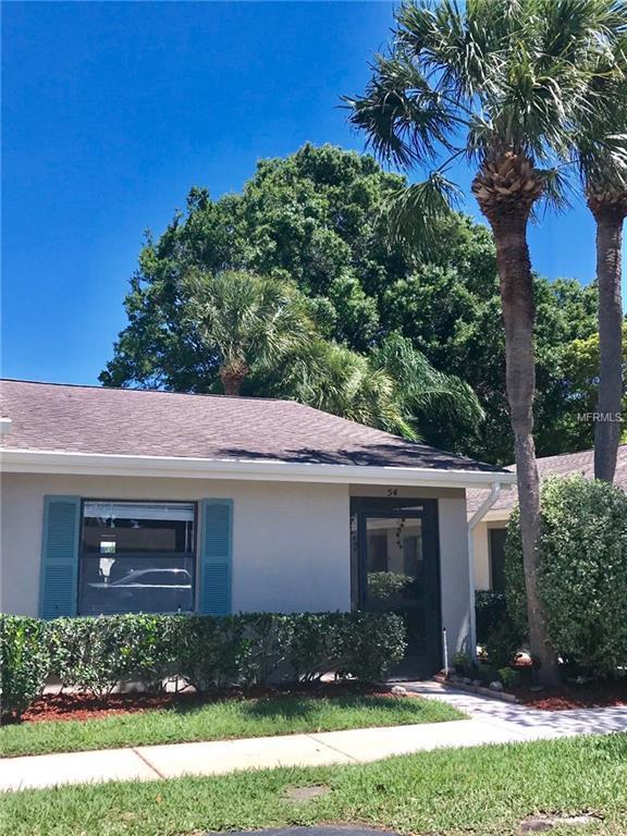 2131 Ridge Road S #54, Largo, FL 33778 (MLS #U8001053) :: Dalton Wade Real Estate Group