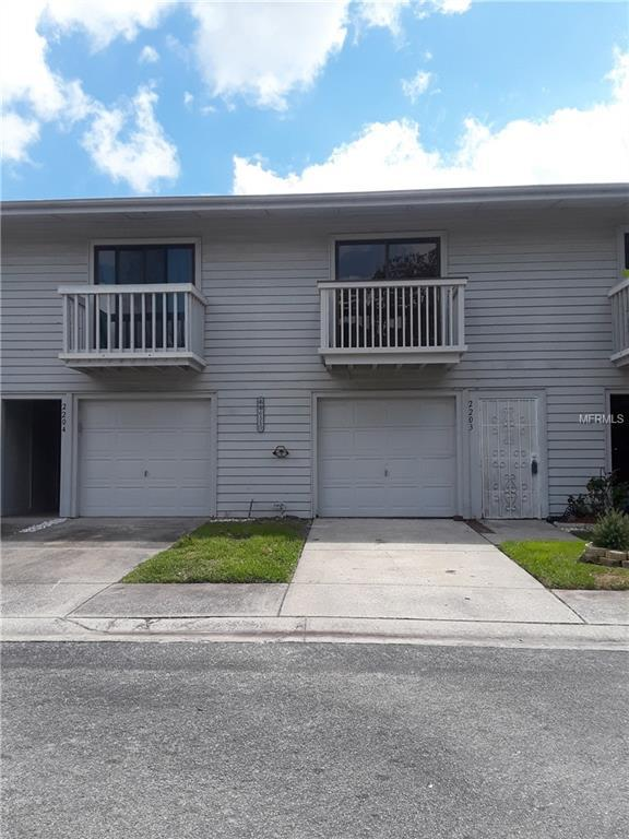 6350 92ND Place N #2203, Pinellas Park, FL 33782 (MLS #U8001300) :: Team Bohannon Keller Williams, Tampa Properties