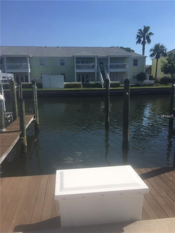 4927 Cobia Drive SE 65SS, St Petersburg, FL 33705 (MLS #U8003475) :: Team Bohannon Keller Williams, Tampa Properties