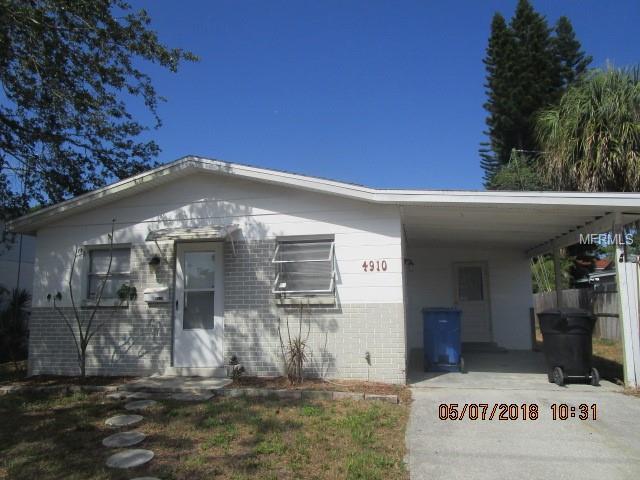 4910 Chancellor Street NE, St Petersburg, FL 33703 (MLS #U8004943) :: O'Connor Homes