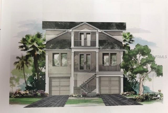 322 Ontario Avenue, Crystal Beach, FL 34681 (MLS #U8007196) :: Chenault Group