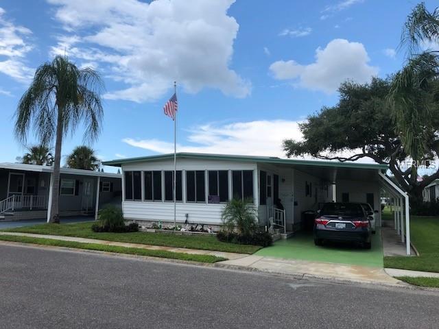 1100 Belcher Road S #161, Largo, FL 33771 (MLS #U8015332) :: The Duncan Duo Team