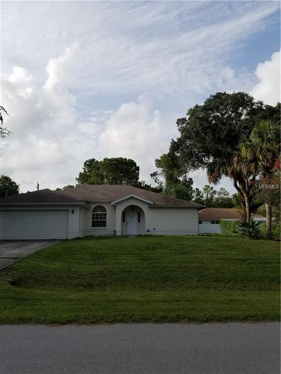 4400 Amanda Avenue, North Port, FL 34286 (MLS #U8017896) :: Medway Realty