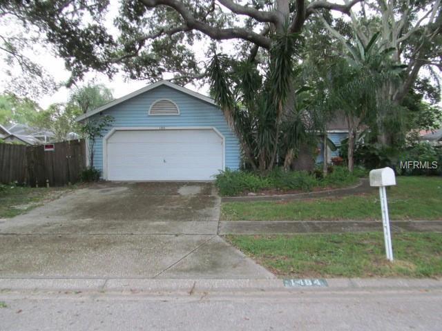 1484 Noell Boulevard, Palm Harbor, FL 34683 (MLS #U8018450) :: Delgado Home Team at Keller Williams