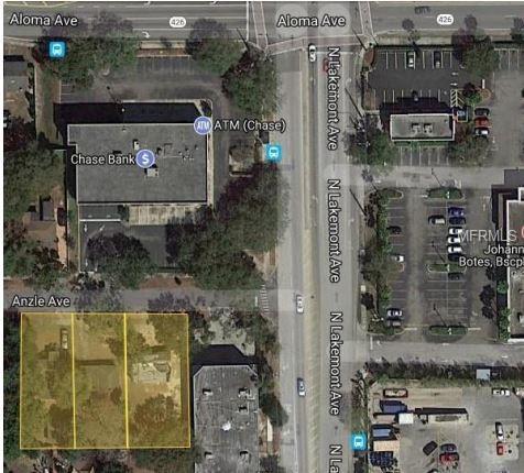 1840 Anzle Avenue, Winter Park, FL 32789 (MLS #U8018642) :: The Duncan Duo Team