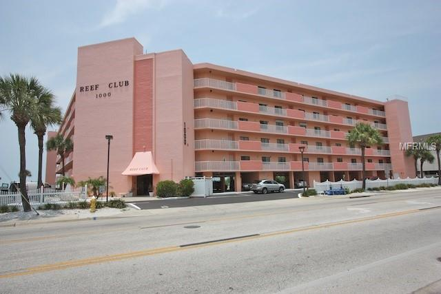 1000 Gulf Boulevard #111, Indian Rocks Beach, FL 33785 (MLS #U8020775) :: The Lockhart Team