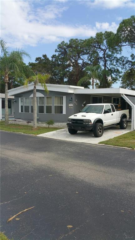 7100 Ulmerton Road #853, Largo, FL 33771 (MLS #U8023547) :: Burwell Real Estate