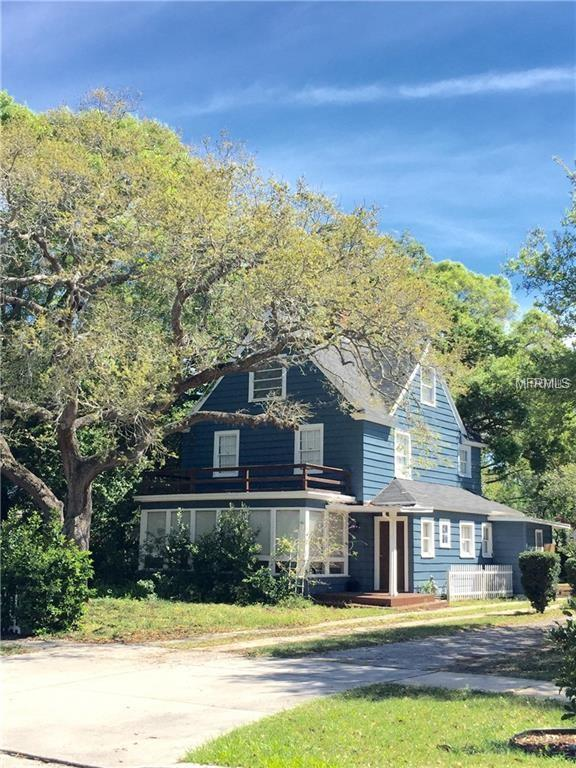 505 N Jefferson Avenue, Clearwater, FL 33755 (MLS #U8023637) :: Baird Realty Group