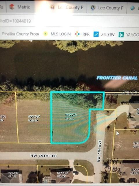701 Nw 19Th Ter, Cape Coral, FL 33993 (MLS #U8024568) :: GO Realty