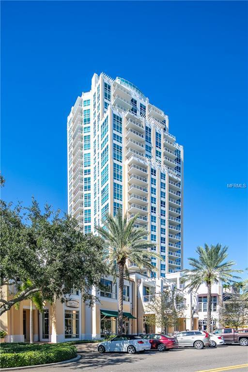 400 Beach Drive NE #903, St Petersburg, FL 33701 (MLS #U8025307) :: Gate Arty & the Group - Keller Williams Realty