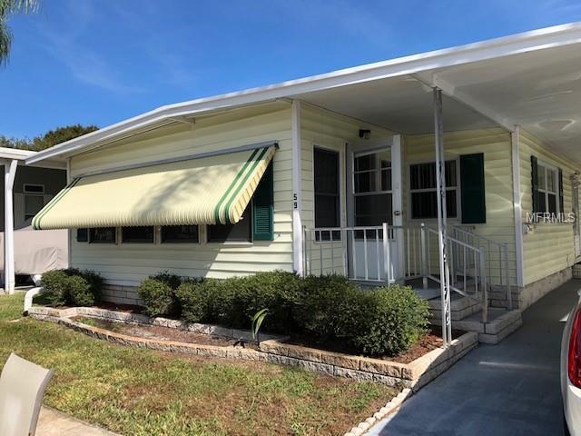1100 S Belcher Road #59, Largo, FL 33771 (MLS #U8027544) :: Burwell Real Estate