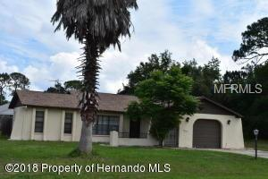 9543 Horizon Drive, Spring Hill, FL 34608 (MLS #U8027775) :: NewHomePrograms.com LLC