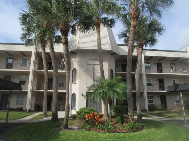 8693 Bardmoor Boulevard 307B, Seminole, FL 33777 (MLS #U8029130) :: Burwell Real Estate