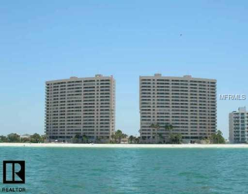 1340 Gulf Boulevard 3A, Clearwater Beach, FL 33767 (MLS #U8030068) :: Burwell Real Estate