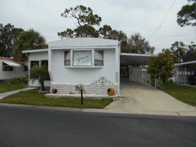 7803 46TH Avenue N #81, St Petersburg, FL 33709 (MLS #U8030713) :: Jeff Borham & Associates at Keller Williams Realty